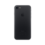 iPhone 7 Black – Back